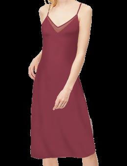 Calvin Klein spaghettidress Deep sea rose