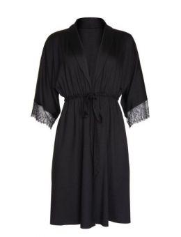 Lisca Rose kimono zwart
