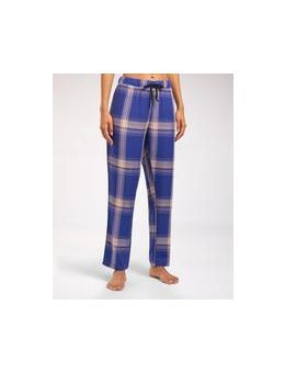 Cyell pyjama broek ruit crazy blue