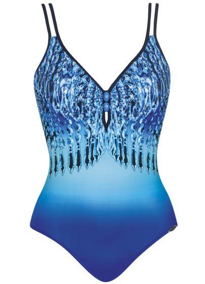 Sunflair Badpak Kristal Royal blue