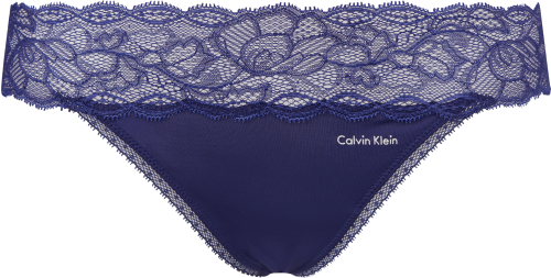 Calvin Klein String Space Blue