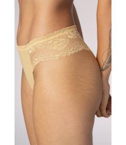 Mey Gorgeous string vanilla gold
