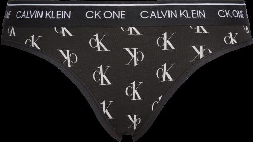 Calvin Klein CK One Slip zwart